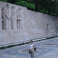 ジュネーブ 宗教改革の公園