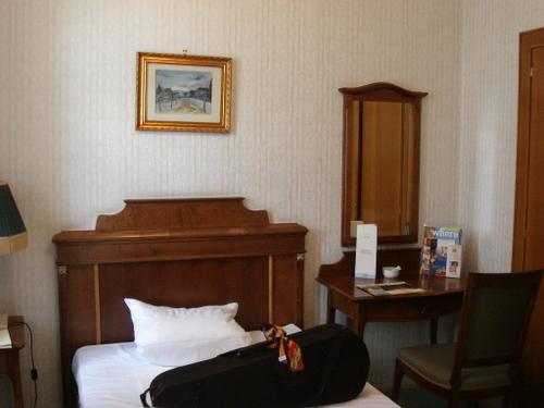 ブダペストのワタシの部屋