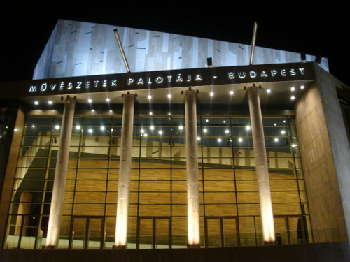 ブダペストの芸術家の劇場