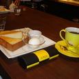 翌日の朝食「小川コーヒー」