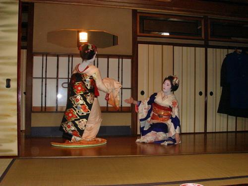 祇園の舞妓はん